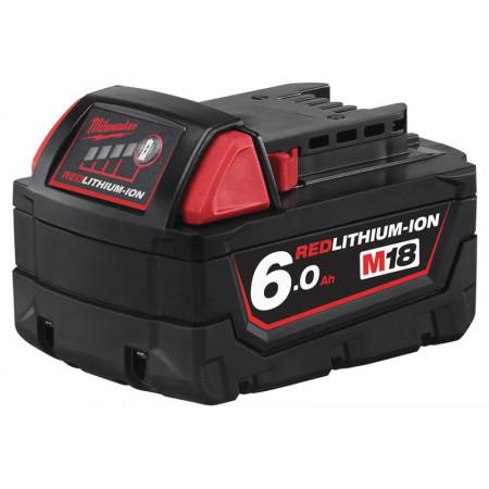 Аккумулятор MILWAUKEE M18 B6 6 Ач 4932451244