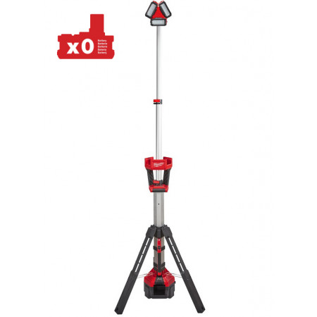 Напольный светодиодный прожектор MILWAUKEE TRUEVIEW™ M18 HSAL-0 4933451392