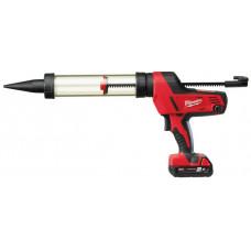 Пистолет для герметика MILWAUKEE C18 PCG/400T-201B 400 мл 4933441812
