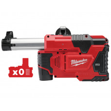 Система пылеудаления MILWAUKEE M12 DE-0C для перфораторов 4933440510