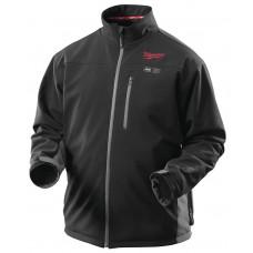 Куртка с электроподогревом MILWAUKEE M12 HJBL2-201 (XL) черная 4933447909