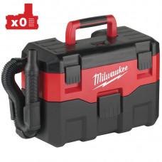 Аккумуляторный пылесос для сухой и влажной уборки MILWAUKEE M28 VC-0 4933404620