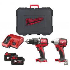 Набор MILWAUKEE M18 BLPP2B-502C 4933448451