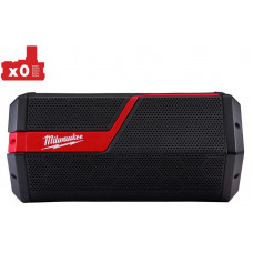 Аккумуляторный динамик беспроводной с Bluetooth®MILWAUKEE M12-18 JSSP-0 4933459275