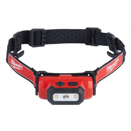 Фонарь налобный MILWAUKEE TRUEVIEW™ REDLITHIUM™ USB L4 HL-201 светодиодный 4933459443
