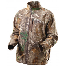 Куртка с электроподогревом MILWAUKEE M12 HJ CMO3-201 (XL) камуфляж 4933443877
