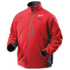 Куртка с электроподогревом MILWAUKEE M12 HJRED2-201 (L) красная 4933443837