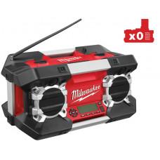 Радио M12 - M28 MILWAUKEE для стройплощадки с подключением к mp3 C12-28 DCR 4933416345