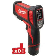 Инфракрасный термометр MILWAUKEE M12 C12 LTGE-0 для электриков 4933416977
