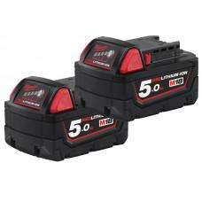 Комплект аккумуляторов MILWAUKEE M18 B52 2 шт. 4932451242