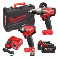 Набор MILWAUKEE M18 FUEL FPP2A-502X 4933451075