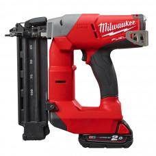 Гвоздезабиватель 18 GS с прямым магазином MILWAUKEE M18 FUEL CN18GS-202X 4933451573