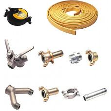 Рукава, манжеты, муфты и принадлежности для пневматического оборудования