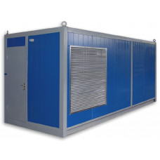 Дизельный генератор Energo ED 665/400 MU в контейнере с АВР