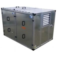 Бензиновый генератор Energo EB 13.5/400-SLE в контейнере с АВР