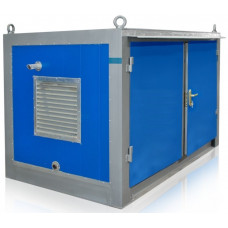 Бензиновый генератор Energo EB 15,0/400-SLE в контейнере с АВР