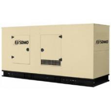 Газовый генератор SDMO GZ250-IV с АВР