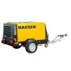 Передвижной строительный компрессор KAESER М57