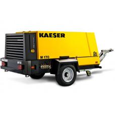 Передвижной строительный компрессор Kaeser Kompressoren М170
