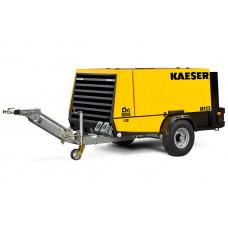Передвижной строительный компрессор Kaeser Kompressoren М123