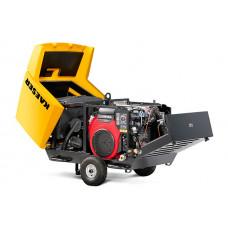 Передвижной строительный компрессор Kaeser Kompressoren М17