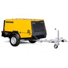 Передвижной строительный компрессор Kaeser Kompressoren М80