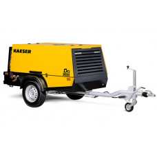 Передвижной строительный компрессор Kaeser Kompressoren М70
