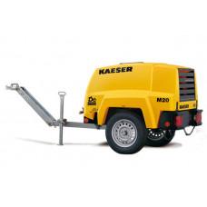 Передвижной строительный компрессор Kaeser Kompressoren М20 РЕ