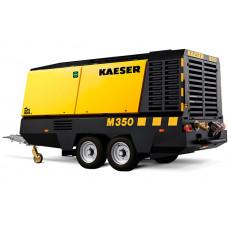 Передвижной строительный компрессор Kaeser Kompressoren М350