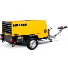 Передвижной компрессор с генератором Kaeser Kompressoren М36 G