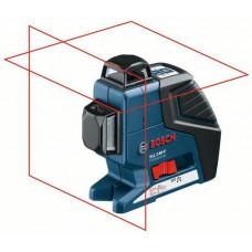Лазерный нивелир Bosch GLL 2-80 P + BM 1 + LR 2+L-BOXX (0.601.063.209)
