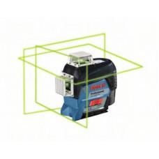 0.601.063.T00 Лазерный нивелир Bosch GLL 3-80 CG + BM1 + 12V + L-BOXX