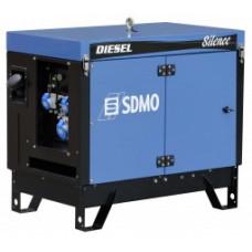 Портативный генератор SDMO DIESEL 15000 TE SILENCE