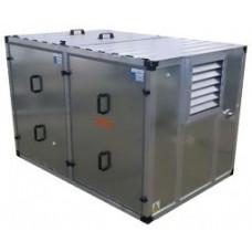 Портативный генератор SDMO DIESEL 20000 TE XL AVR C в контейнере с АВР