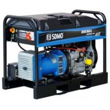 Портативный генератор SDMO DIESEL 20000 TE XL AVR C с АВР