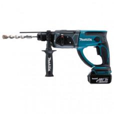 Аккумуляторный перфоратор Makita DHR 202 RFE (DHR202RFE)