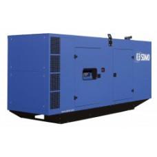 Дизельный генератор SDMO V630C2 в кожухе