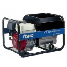 Cварочный генератор SDMO VX 200/4 H-C (VX 200/4 HS)