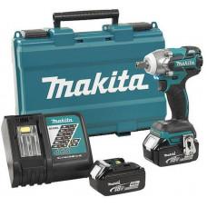 Аккумуляторный гайковерт Makita DTW 285 RME (DTW285RME)