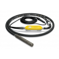 Компоненты высокочастотного глубинного вибратора со встроенным преобразователем Wacker Neuson IRflex 30/230/10