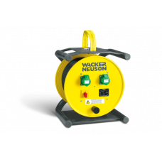 Электронный преобразователь частоты и напряжения с кабельным барабаном Wacker Neuson KTU 2/042/200W