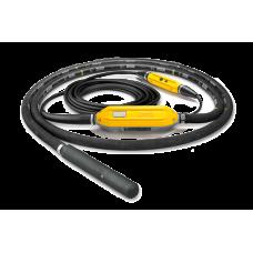 Высокочастотный глубинный вибратор со встроенным преобразователем Wacker Neuson IRFU 45/230/10 - 8 м