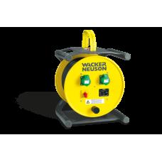 Электронный преобразователь частоты и напряжения с кабельным барабаном Wacker Neuson KTU 2/250/200W