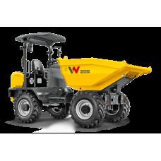 Минисамосвал (думпер) Wacker Neuson DW50