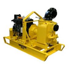 Дизельная мотопомпа для грязной воды Wacker Neuson PT 6LS